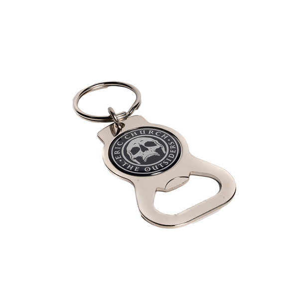 The Outsiders Keychain Bottle Opener