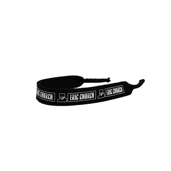 Eric Church Sunglasses Straps
