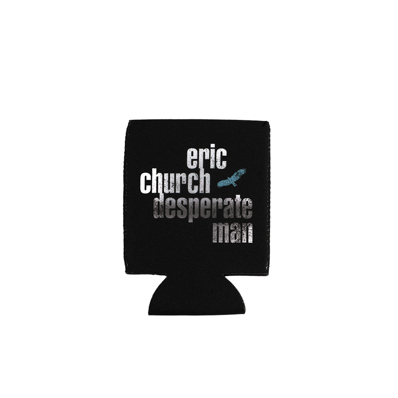 Desperate Man Koozie