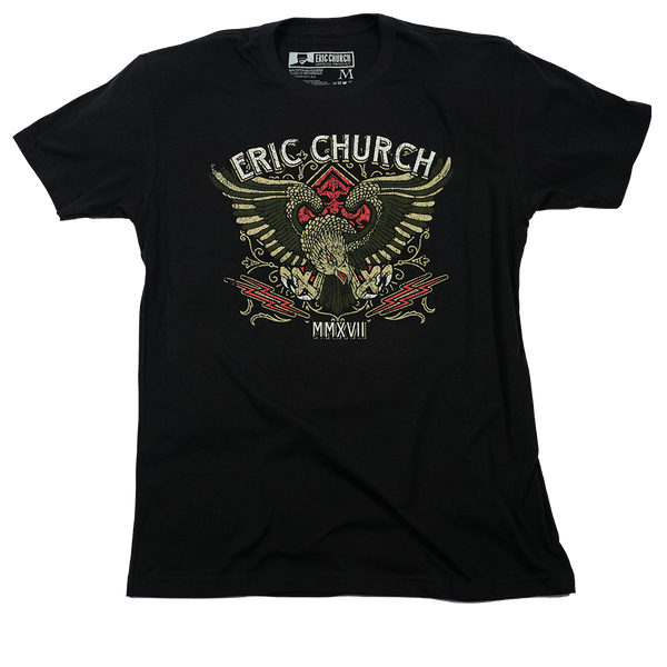 Gold Eagle T-Shirt