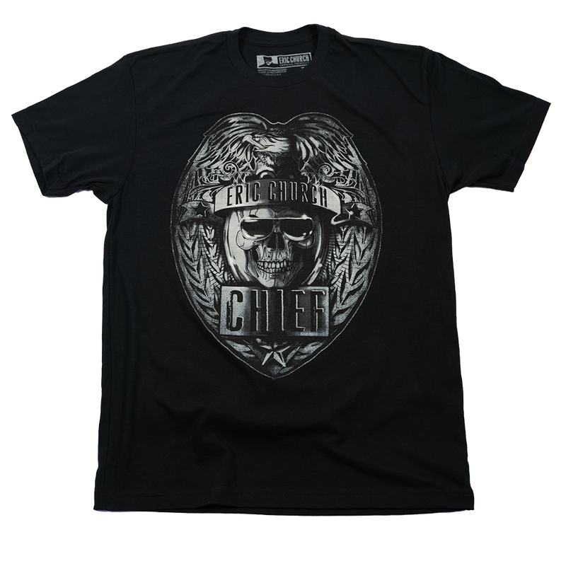 The Chief Badge T-Shirt