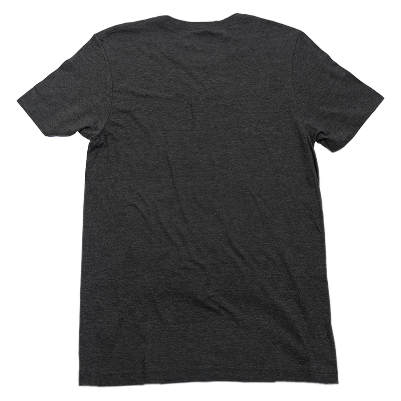 JD & EC T-Shirt - Heather Gray