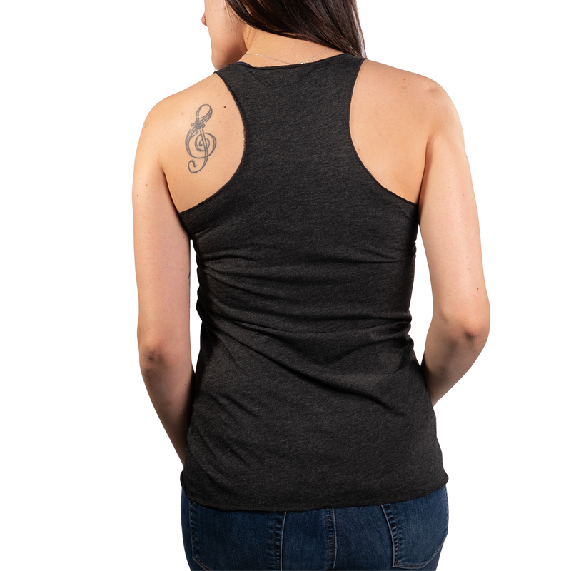 Ladies Black Eagle Tank