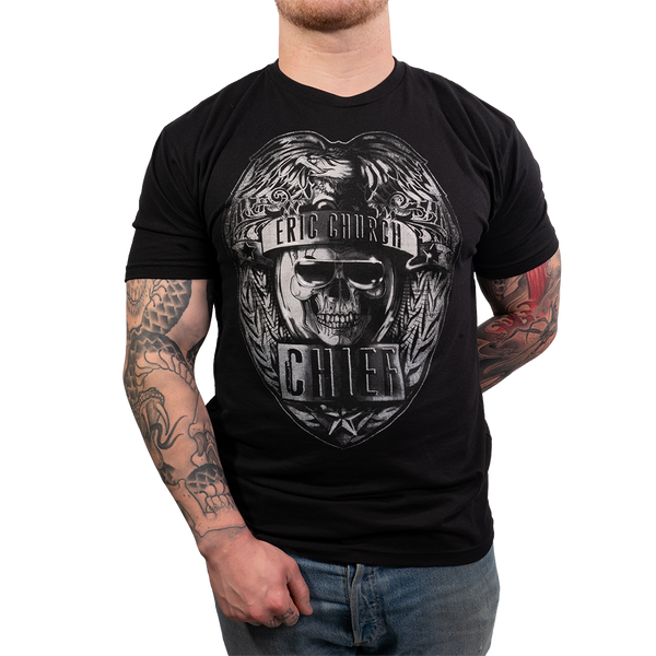 Chief Badge T-Shirt