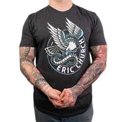 Eagle Vs. Snake T-Shirt