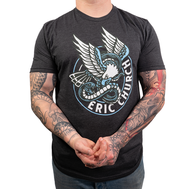 The Eagle Vs. Snake T-Shirt