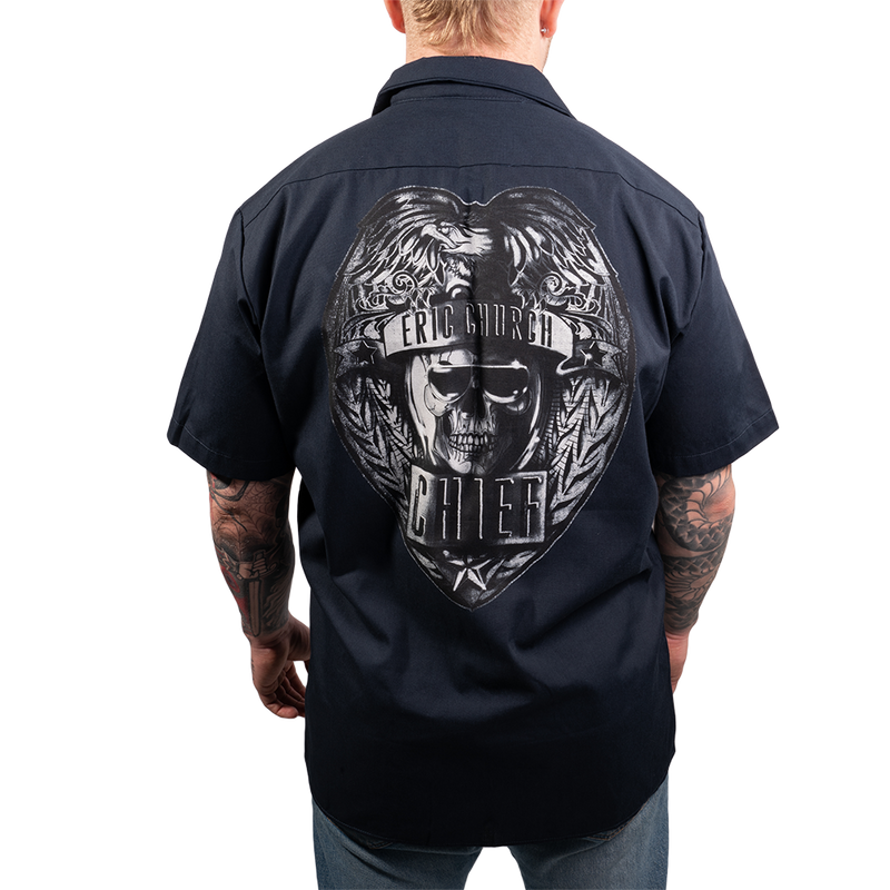 The Chief Brewmaster Shirt