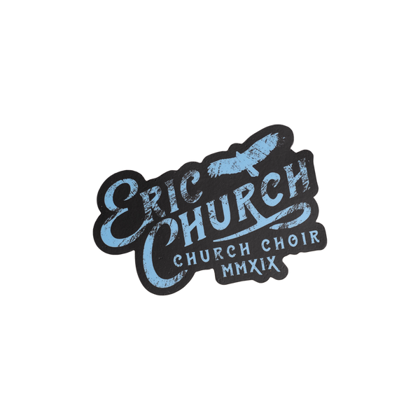 Church Choir 2019 Sticker