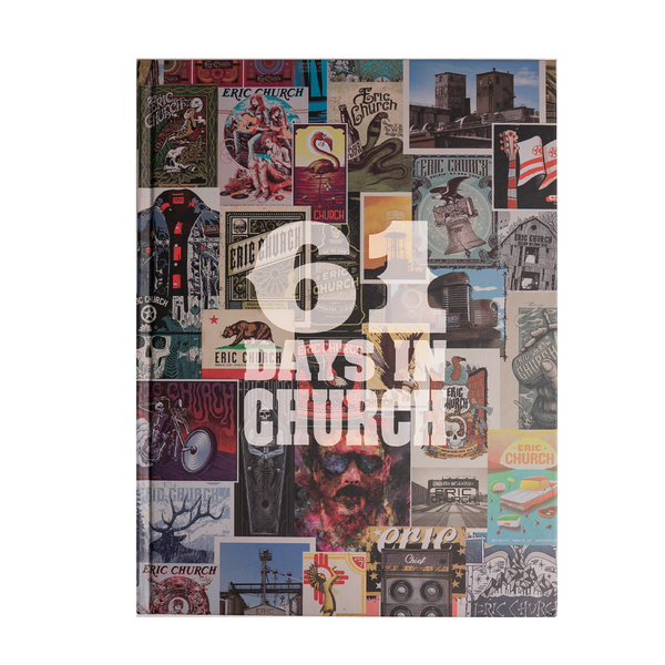 61 Days In Church Book