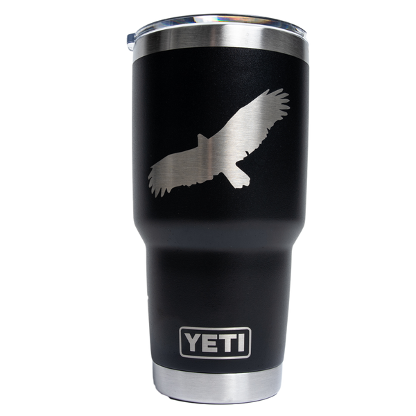 Double Down Tour YETI - 30z Black