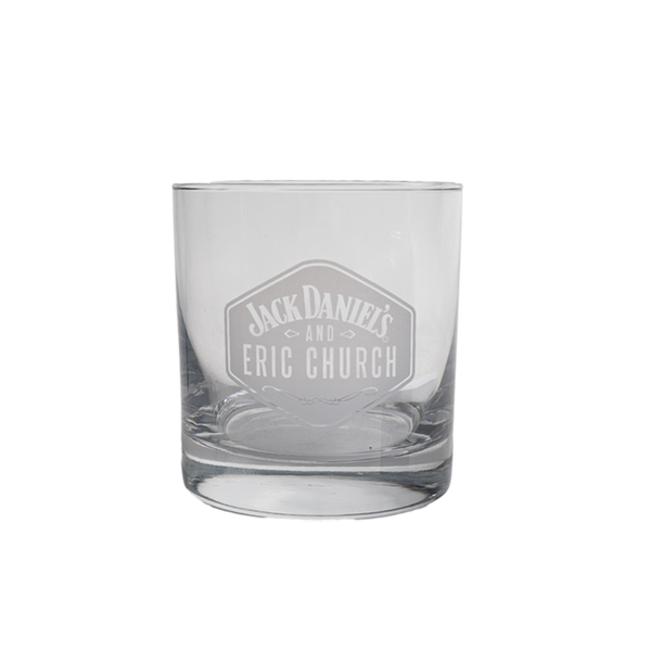 EC&JD Whiskey Glass