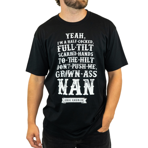 Grown Ass Man T-Shirt
