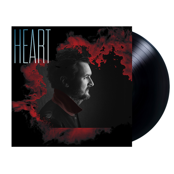 Heart Vinyl - 1st Pressing Black