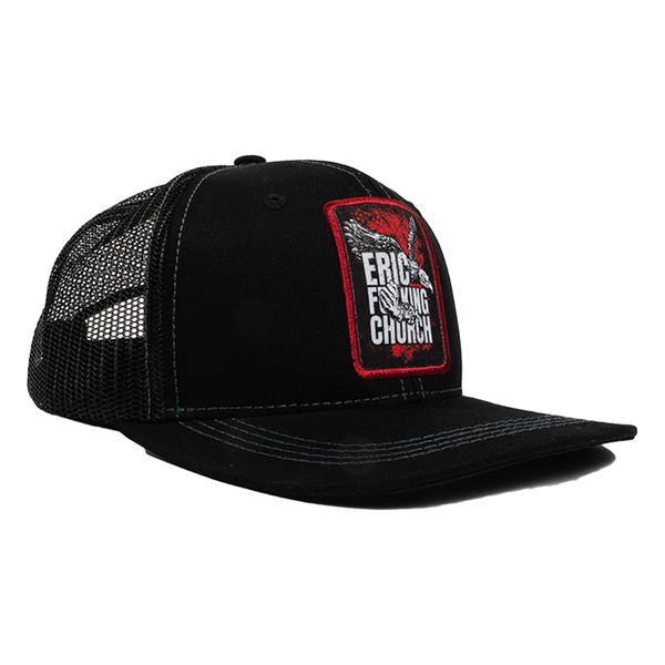 The EFC Hat - Red Patch