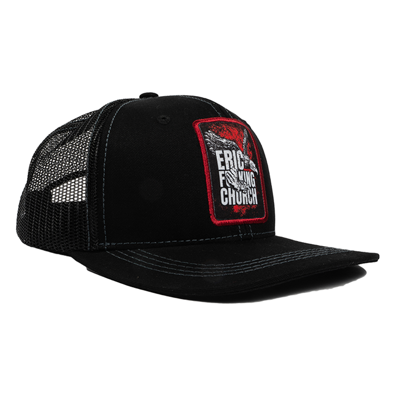 Eric F*cking Church Hat - Red Patch