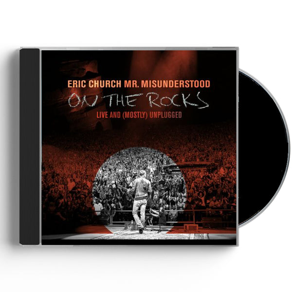 On The Rocks: LIVE CD
