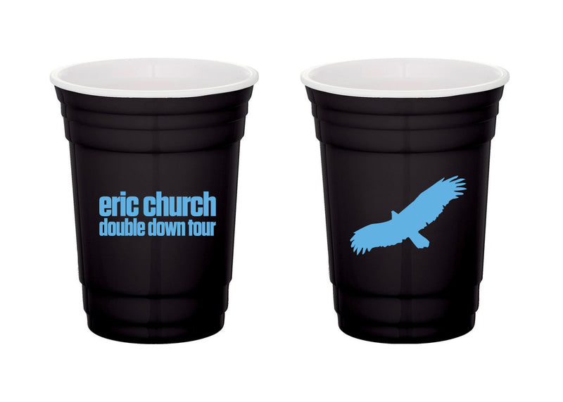 Double Down Tour Tailgate Cup