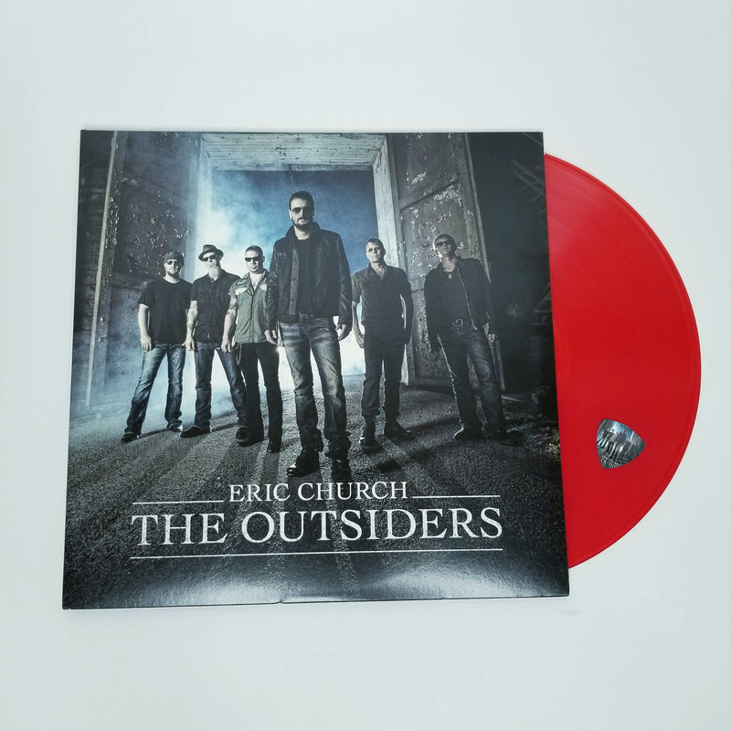The Outsiders Vinyl - 2nd Pressing RED