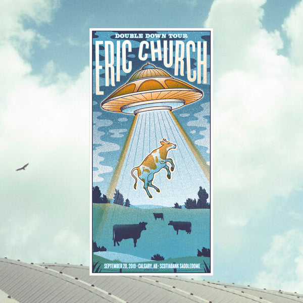 Show Poster - Calgary - 9/20/19
