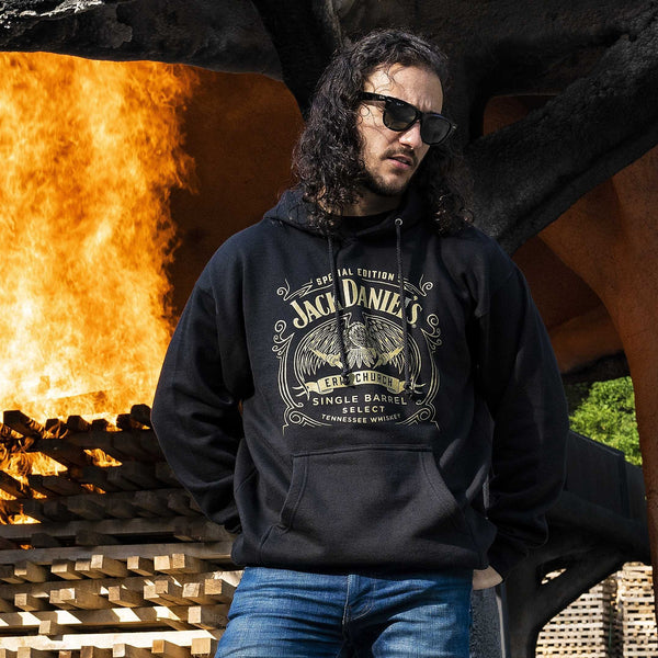 JD & EC Single Barrel Hoodie