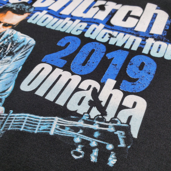 DDT - Guitar Photo Local Tee - Omaha
