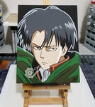 Levi From Attack On Titan