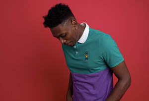 The Fly Hippo 'Calvin' Polo Shirt