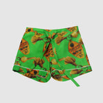 Jardin Silk Shorts