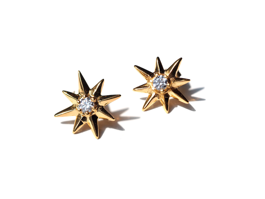 MANI MAALAI I Estrella Earrings