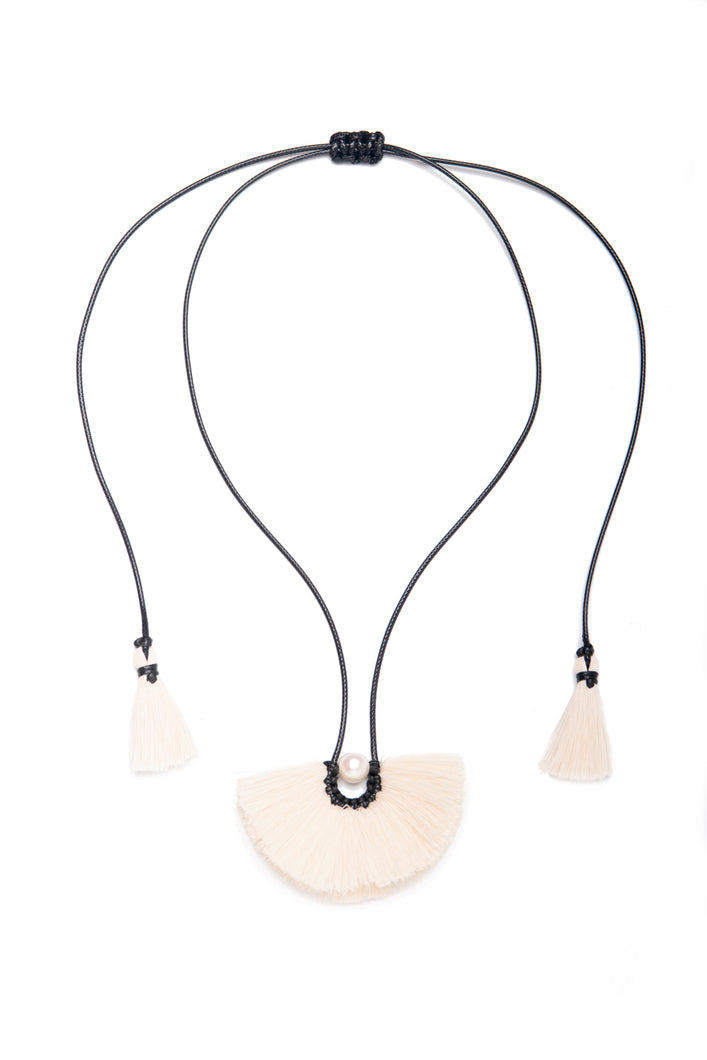 CARALARGA | Flor Texcoco Necklace