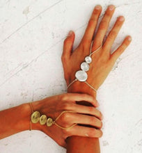 Load image into Gallery viewer, Sophie Simone | Zenith Hand Bracelet