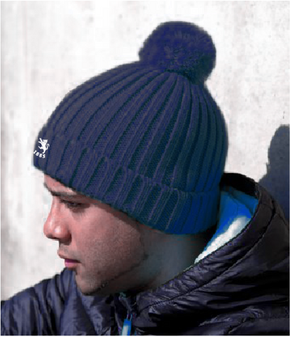 Cuffed Bobble Hat