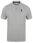 Stand Collar Stretch Polo