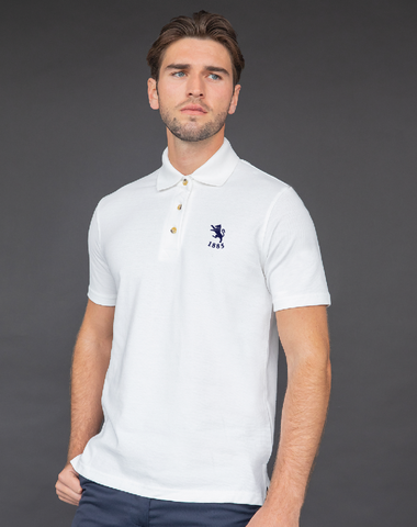 Heavyweight Deluxe Cotton Polo