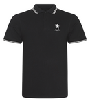 Tipped 'Fred Perry' Style Polo