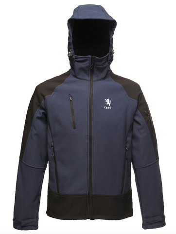 X-Pro 'Powergrid' Soft Shell Jacket