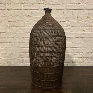 VINTAGE FISH TRAP BASKETS