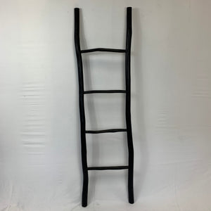 SMALL BLACK LADDER