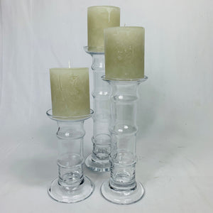 SMALL VASE-CANDLE HOLDER