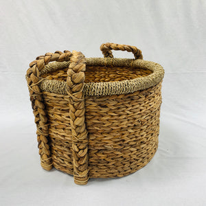 LARGE WATER HYACINTH BASKET