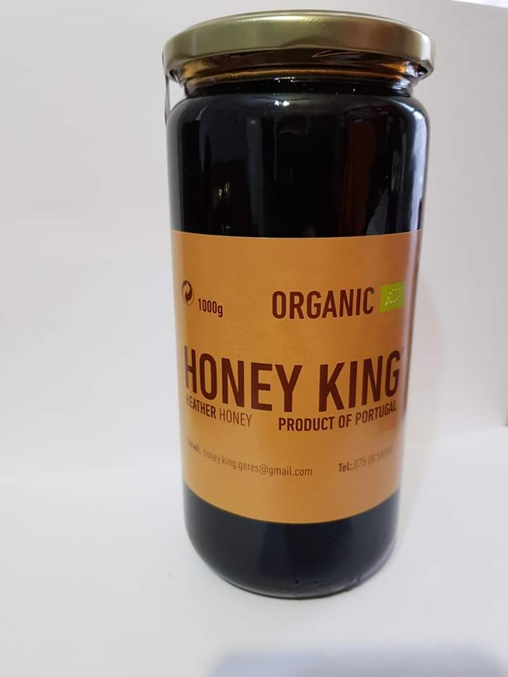 Best organic honey