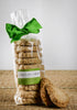 Oatcake Heart Cookie Stack