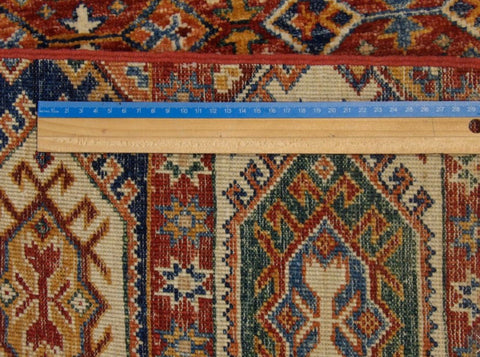 Tribal Khorjin Hand-knotted 3x5 Wool W125