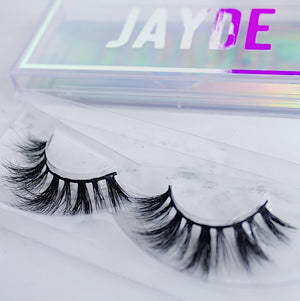 Wholesale 3-D Mink Lash Strips