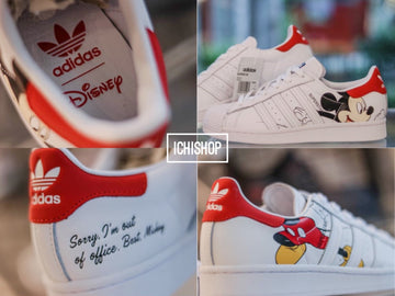 Superstar x Mickey mouse