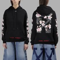 OFF-WHITE Diag Hooded Sweart