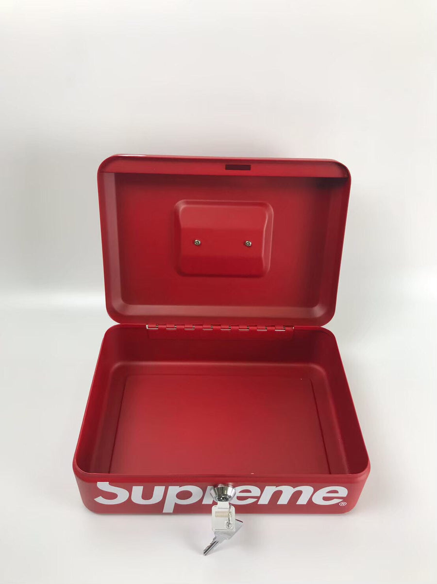 Supreme Cash Box RED