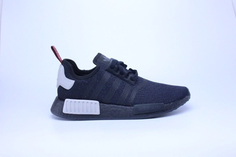 NMD R1 Carbon Grey