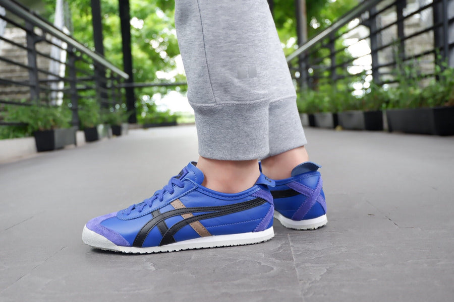 Mexico66 Asics Blue/Black