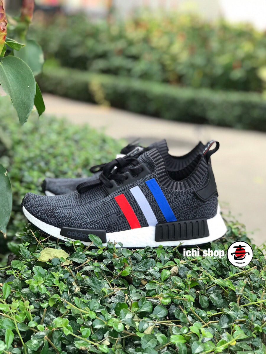 NMD R1 PK Tri Color Black